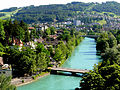 Bern Aare Dalmazibrücke Monbijoubrücke.jpg