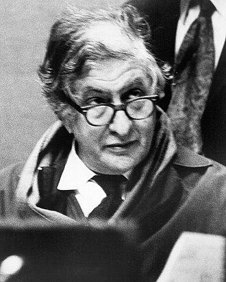 Bernard Herrmann - Bernard Herrmann in 1970