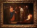 Bernardo cavallino, cristo e l'adultera.jpg