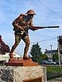 Berwick PA WWI memorial 1923.jpg