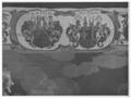 Beställarens vapensköldar på tapeten, Arenfelt och Ulfelt - Skoklosters slott - 77291-negative.tif