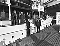 Bezoek Keizer Selassie, tweede dag, inschepen Piet Hein, Bestanddeelnr 906-8256.jpg