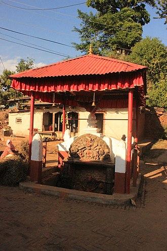 Nuwakot, Bagmati - Image: Bhawani mata