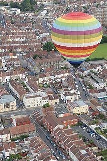 Balloon (aeronautics) type of aerostat that remains aloft due to its buoyancy