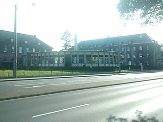 British Forces Germany - Bielefeld Headquarter Corner