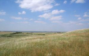 Battle of Big Mound - Big Mound battlefield