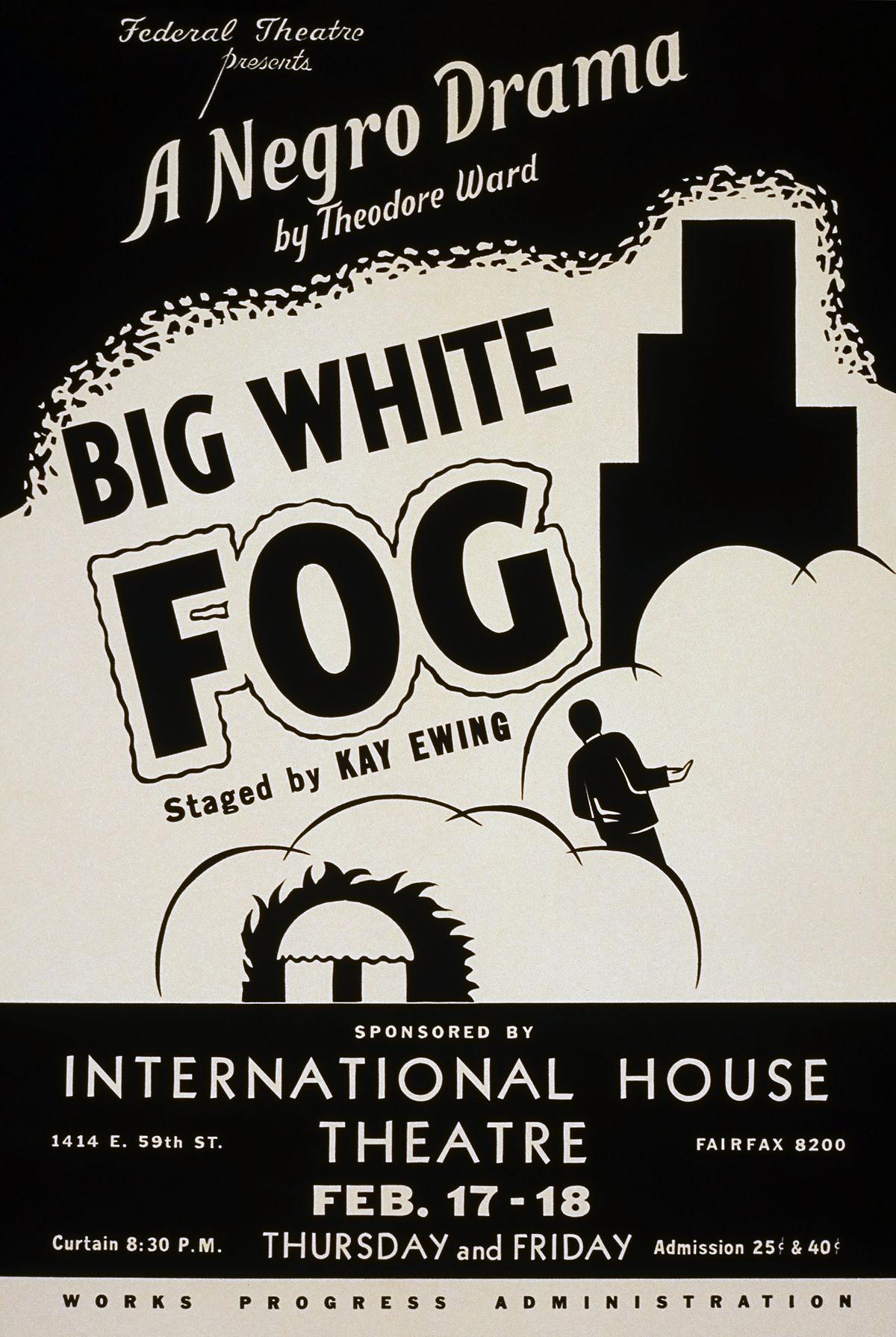 big white fog
