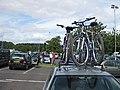 Bikes, Gordano Services - geograph.org.uk - 1464931.jpg
