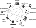 Biodiversity knowledge graph by Rod Page.png