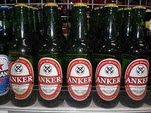 Anker Beer - Image: Bir Anker Indonesia