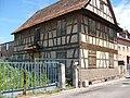 Bischheim Rue de l'Eglise.JPG