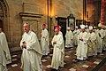 Biskupské svěcení Z. Wasserbauer 2018-05-19 průvod 06 kanovníci.jpg