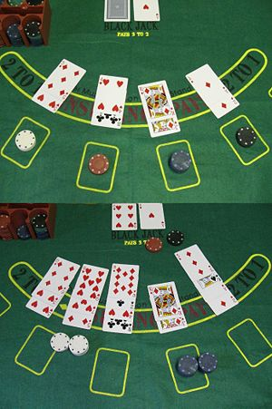 Kartaške igre 300px-Blackjack_game_example