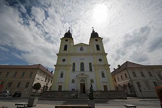 Blaj - Greek-Catholic Cathedral