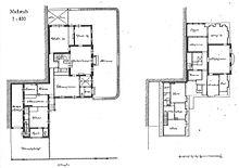 Grundriss Zum Wohnhaus Bleichroder