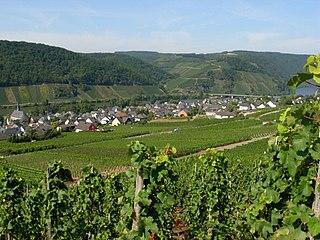 Neumagen-Dhron Place in Rhineland-Palatinate, Germany