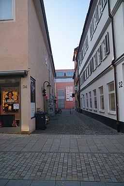 Bärenstraße in Reutlingen
