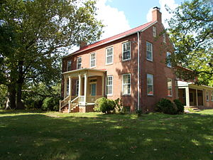 National Register of Historic Places listings in Fairfax County, Virginia - Image: Bloomfield Manor