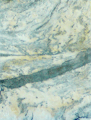 Eccles Building - Creole marble sample