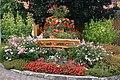 Blumenschmuck des Obst und Gartenbauvereins - panoramio.jpg