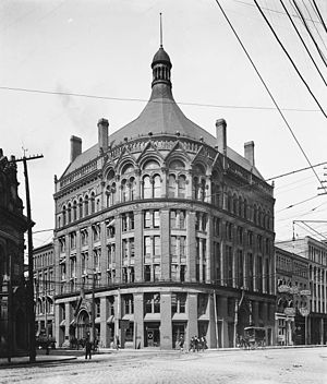 1892 in architecture - Toronto Board of Trade Building