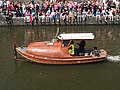 Boat 31 D66, Canal Parade Amsterdam 2017 foto 6, sleepboot.JPG