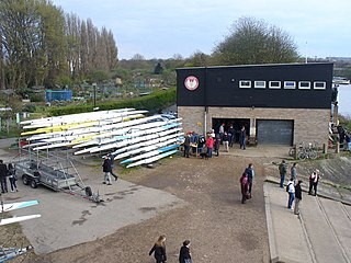 British rowing club