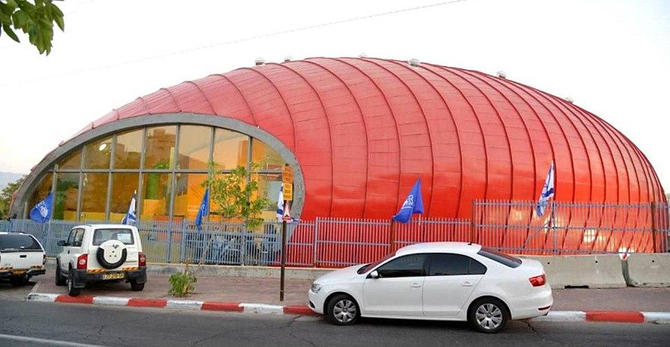 Bodek Architects Eilat Sports Center