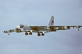 Boeing B-52G Stratofortress, USA - Air Force AN1449236.jpg