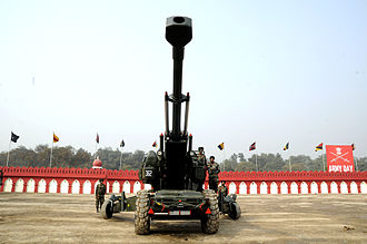 Haubits FH77 - A Haubits FH77/A of the Indian Army.