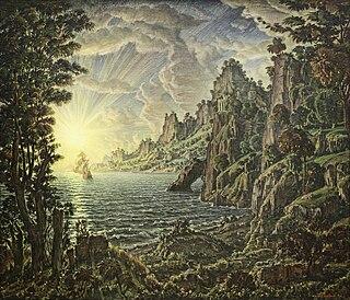 Konstantin Bogaevsky Ukrainian artist