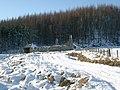 Bogeney farmstead in winter - geograph.org.uk - 1720163.jpg