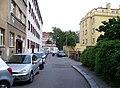 Bohuslava ze Švamberka, od Viktorinovy k ulici Na Pankráci, mezilehlý úsek.jpg