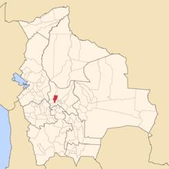 Provincia De Quillacollo Wikipedia La Enciclopedia Libre