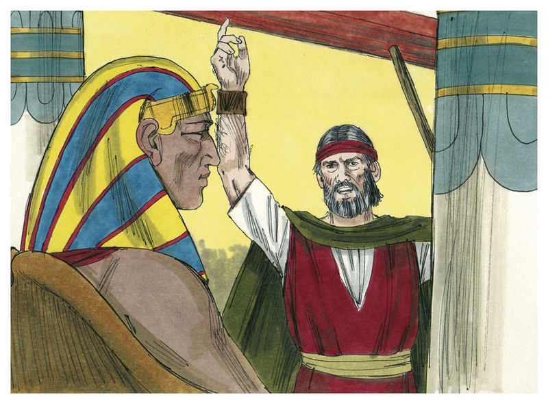 File:Book of Exodus Chapter 12-2 (Bible Illustrations by Sweet Media).jpg