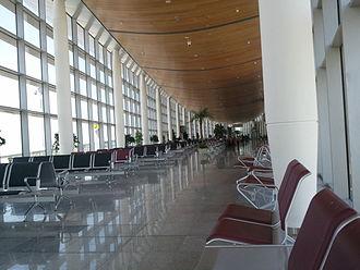 Borg El Arab Airport - Departure Hall