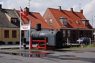 Nexø,  Region Hovedstaden, Дания