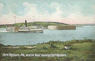 Phippsburg, Maine Town in Maine, United States