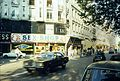 Boulevard de Clichy, balra a Rue Coustou torkolata. Fortepan 93451.jpg