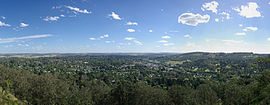 Bowral panorama
