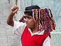Boy Selling Woven Bracelets - Oaxaca - Mexico (15372283517).jpg