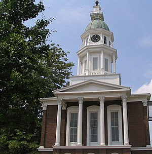 Danville, Kentucky - Boyle County Courthouse in Danville