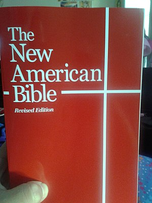 New American Bible Revised Edition - NABRE, World Catholic Press (2014)