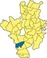 Brannenburg - Lage im Landkreis.png