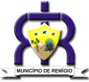 Remígio - Image: Brasao de remigio