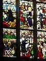 Brasparts 13 Eglise Saint-Tugen Vitrail choeur côté nord -1543-.JPG