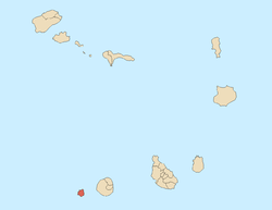 Location of Brava