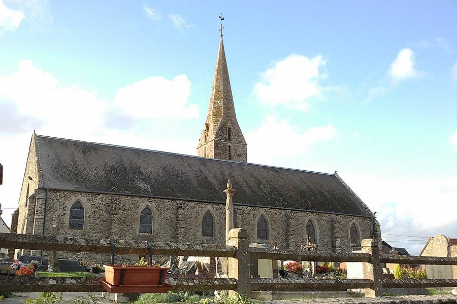 Église Saint-Martin de fr:Bretteville-sur-Ay