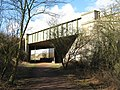 Bridges over the Haddington-Longniddry Railway Path - geograph.org.uk - 1773716.jpg