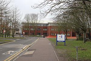 Bridgwater and Taunton College - Bridgwater College
